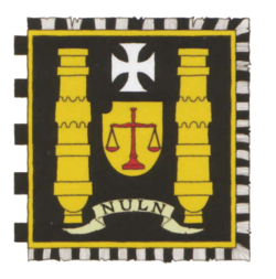 Warhammer Imperial Gunnery School Banner