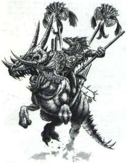 Warhammer Horned One