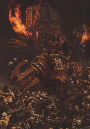 Warhammer End Times Fire and Steel