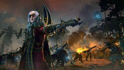 Luthor Harkon Zombie Pirates Total War Warhammer 2