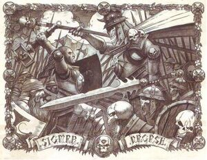 Warhammer Nagash vs Sigmar