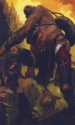 Warhammer Slavegiant