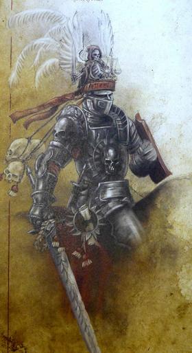 Warhammer Tamurkhan Knightly Order
