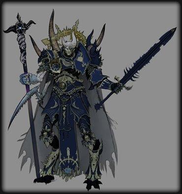 Warhammer Online tcharzanek s