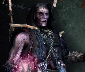 Warhammer Vampire Counts Helman Ghorst