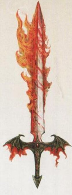 Dawnstar Sword