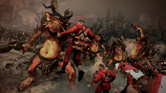 Chaos Trolls Total War Warhammer Screenshot