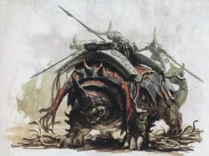 Warhammer Lizardmen Bastiladon 2