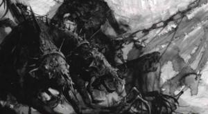Warhammer Giant Rat Arts
