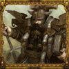 Warhammer Button Dwarf