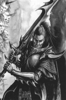 Warhammer Tullaris Deathbringer