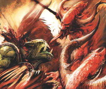 Orcs and Daemons