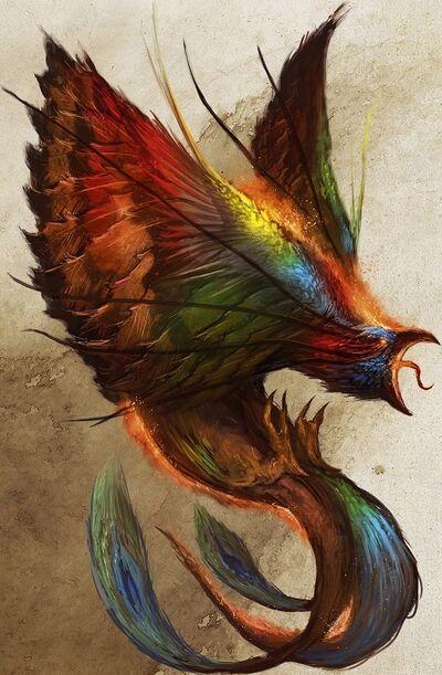 Arcane Phoenix