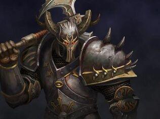 Albodi Ilustración de Wrath of Heroes Biblioteca