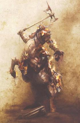 Warhammer Bull Centaur