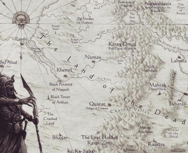Nehekhara  Warhammer Wiki  FANDOM powered by Wikia