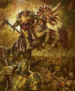 Warhammer Nurgle Warriors
