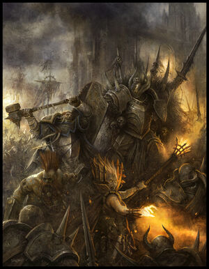 Warhammer End Times Courage and Faith