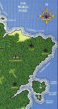 Vampire Coast Lustria Map1