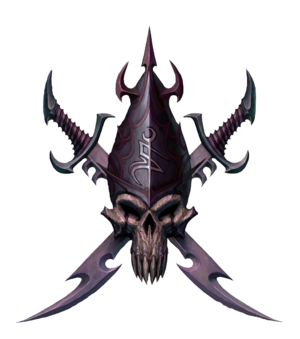Warhammer Dark Elf Symbol