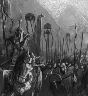 Warhammer Alcadizaar the Conqueror