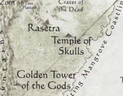 Warhammer Temple of Skulls