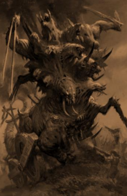 Hell Pit Abomination Warhammer Wiki Fandom Powered By