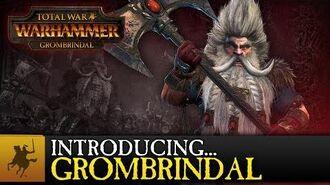 Total War WARHAMMER - Introducing... Grombrindal