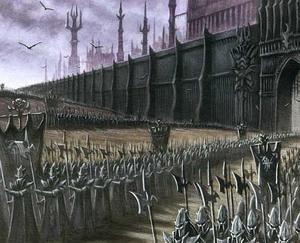 Warhammer Dark Elf Army