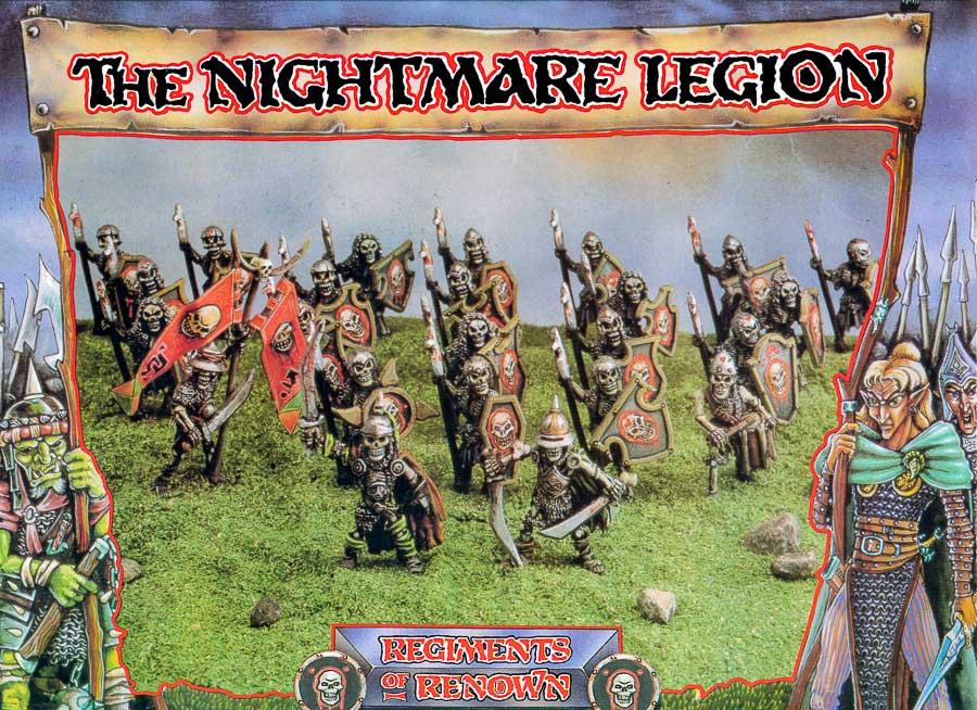 Nightmare Legion   Warhammer Wiki   FANDOM powered by Wikia