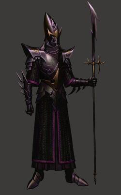 Warhammer Dark Elf Dreadspear