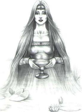 Bretonnia LadyOfTheLake