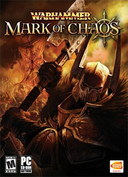 Warhammer - Mark of Chaos Coverart