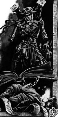 Warhammer Bertha Bestraufrung