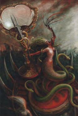 Warhammer Bloodwrack Medusae