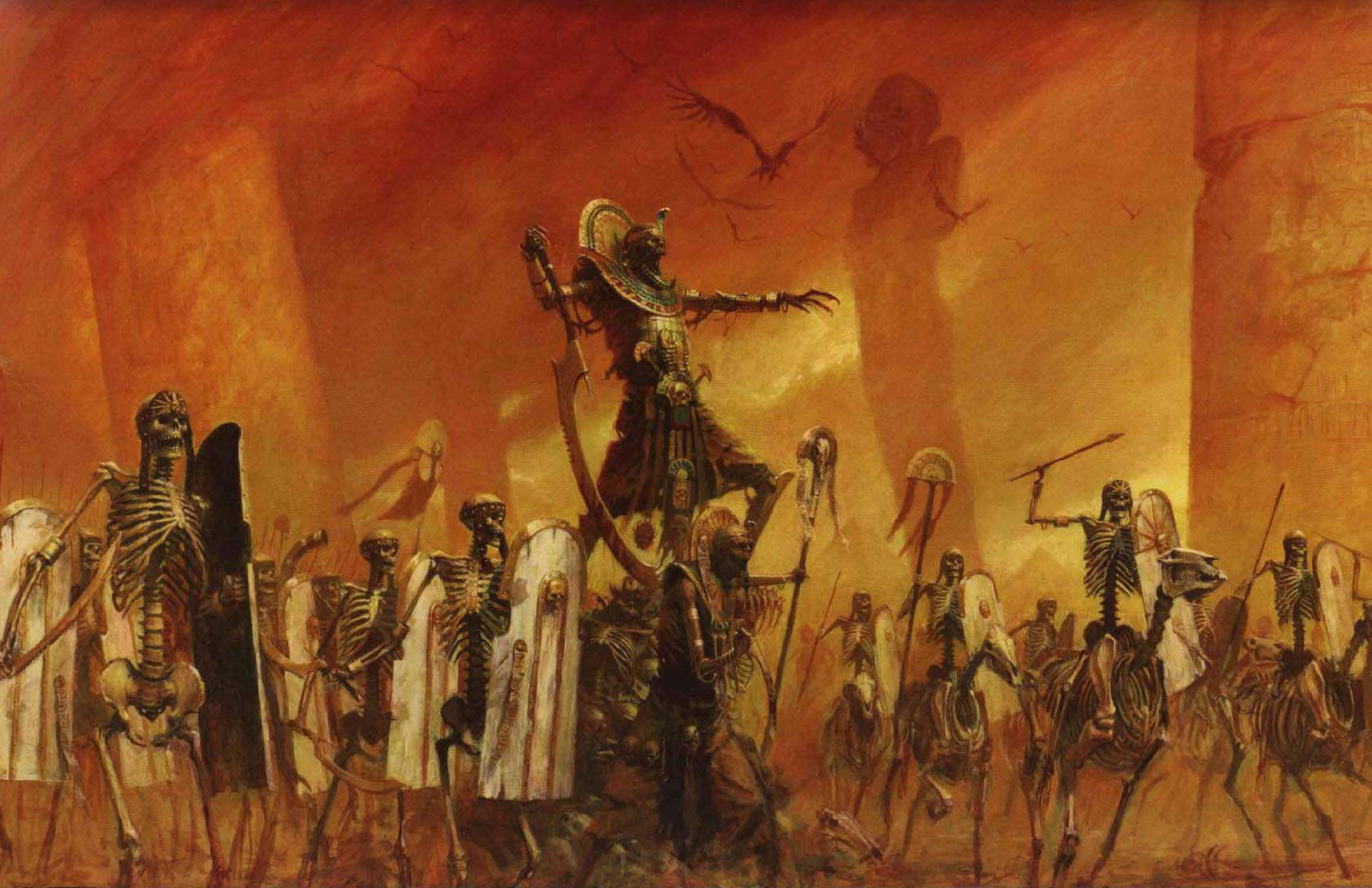 Image result for tomb kings