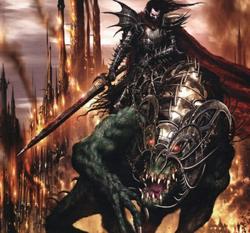 Warhammer Malus Darkblade Reaper of Souls