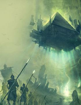Warhammer Nagash Black Pyramid