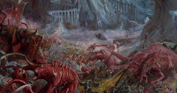 Warhammer End Times Chaos Flood