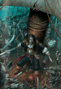 Warhammer sartosa pirates