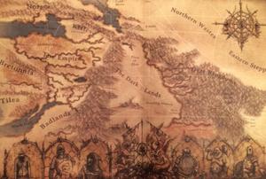Warhammer Tamurkhan Map