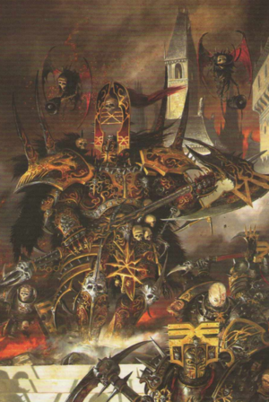 Warhammer End Times Middenheim Falls