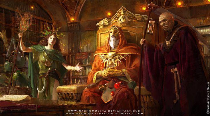 Magister Warhammer Wiki Fandom Powered By Wikia