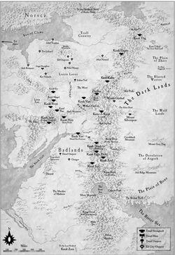 Map BL war of vengeance