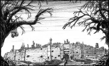 Mousillon City Exterior