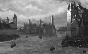 Warhammer Marienburg City