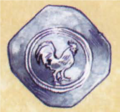Moot Silver Coin