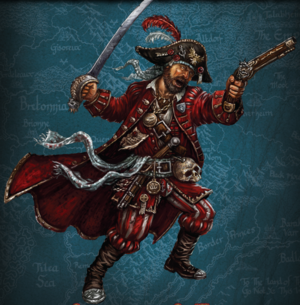 Warhammer Empire Captain