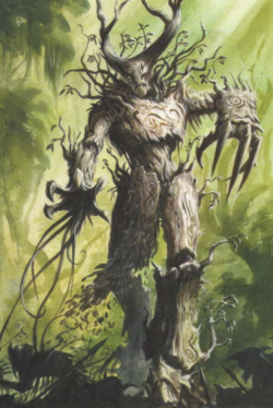 Treemen art