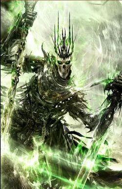 Warhammer Tomb Kings Nagash the Necromancer